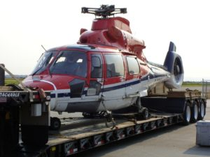 Перевозка вертолета